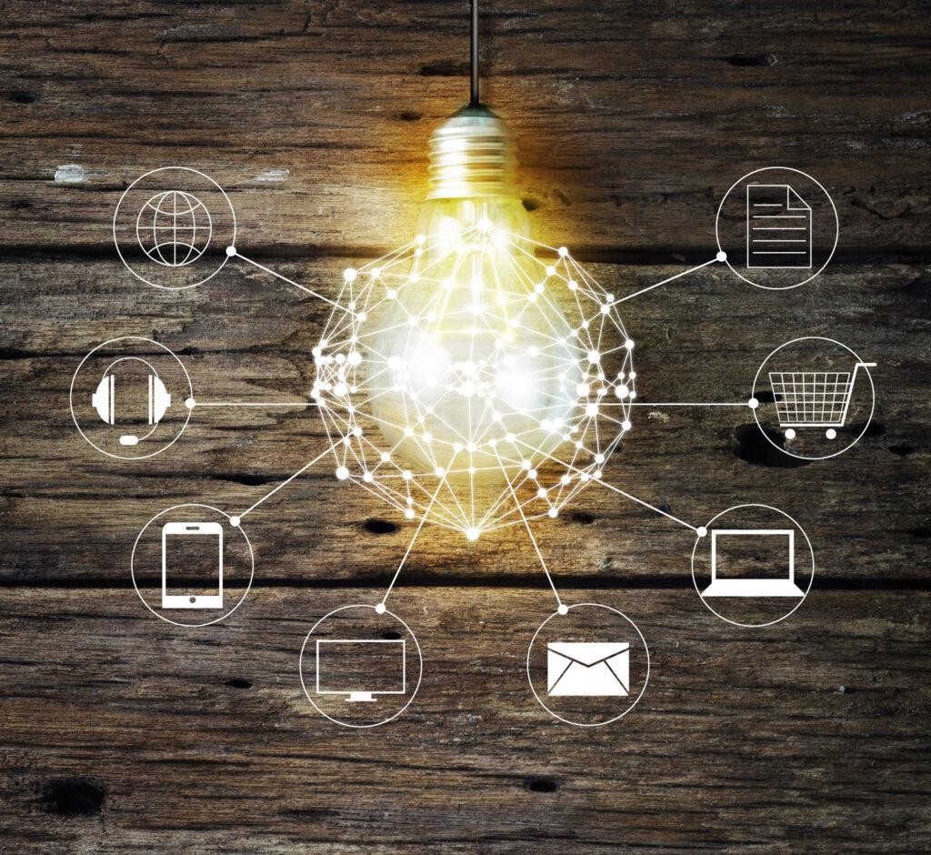 Leistungen Digitalisierung